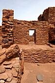 Ruins at Wupatki Pueblo National Monument Flagstaff Arizona