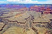 Colorado River in Grand Canyon National Park Arizona