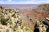Trailview Overlook Grand Canyon National Park Arizona
