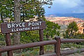 Bryce Point Bryce Canyon National Park Utah