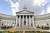 Denver City County Building Colorado