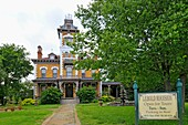 Lebold Mansion Abilene Kansas