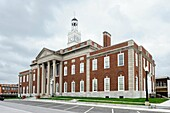 Historic Courthouse Harry S Truman Downtown Independence Missouri