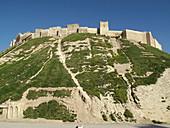 Citadel, Aleppo, Syria