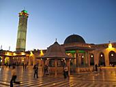 Great Umayyad Mosque, Aleppo, Syria