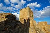 Monsaraz. Fortified Village. Alto Alentejo. Evora. Portugal.