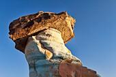 Arizona, Delicate, Desert, Hoodoo, Landscape, Nature, Page, Rock, Rock formation, Scenic, Southwest, Stud horse point, United states of america, S19-1107357, agefotostock