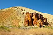 arid, desert, Landscape, Leslie Gulch, Oregon, rock, scenic, USA, S19-1190515, AGEFOTOSTOCK