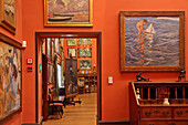 Museum Home Of The Painter Joaquin Sorolla, Madrid, Spain