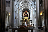 Lausanne Cathedral, Lausanne, Canton of Vaud, Switzerland