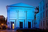 Maxim Gorki theater, Dorotheenstadt, Berlin Center, Berlin, Germany, Europe