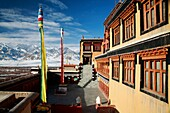 Abenteuer, Buddha, Buddhismus, Chadar, Chaddar, Entdeckungsreise, Indien, Jammu und Kaschmir, Kälte, Ladakh, Tours, Treck, Winter, Zanskar, T91-1212642, AGEFOTOSTOCK
