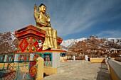 Abenteuer, Buddha, Buddhismus, Chadar, Chaddar, Entdeckungsreise, Indien, Jammu und Kaschmir, Kälte, Ladakh, Tours, Treck, Winter, Zanskar, T91-1212653, AGEFOTOSTOCK