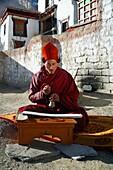 Abenteuer, Buddha, Buddhismus, Chadar, Chaddar, Entdeckungsreise, Indien, Jammu und Kaschmir, Kälte, Ladakh, Tours, Treck, Winter, Zanskar, T91-1213005, AGEFOTOSTOCK