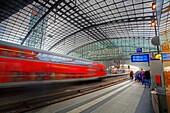 Berlin, Hauptbahnhof