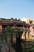 Chua Cau, Japanese Bridge, Hoi An, Annam, Vietnam