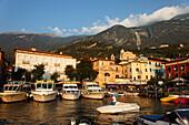 Malcesine, Lake Garda, Veneto, Italy
