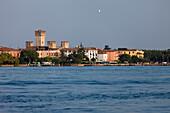 Scaliger Castle, Sirmione, Lake Garda, Veneto, Italy