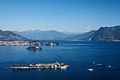 Isola dei Pescatori, Isola Madre, Stresa, Lago Maggiore, Piedmont, Italy