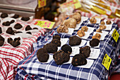 Black Truffles, White Truffles, Market, Piedmont, Italy