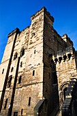 Castle Keep Newcastle Upon Tyne England
