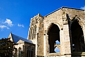 The Part Ruined Howden Minster Howden East Riding of Yorkshire