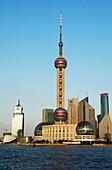Oriental Pearl Tower Pudong Shanghai
