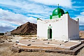 Marabout, Beni Ounif, city of Figuig, province of Figuig, Oriental Region, Morocco