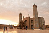 Hazrat ali mosque in Mazar-i-sharif afghanistan where Ali is believed to be burried