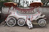 wedding cart in pakistan