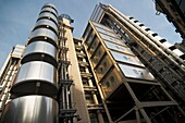 Lloyds of London stunning headquarters at One Lime Street, London