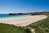 OLDSHOREMORE BAY SUTHERLAND White sands bay Northwest Sutherland coast
