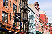 Little Italy Quarter, Manhattan, New York City, USA