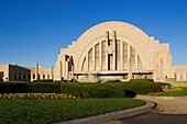 Union Terminal home of the Cincinnati natural History Museum Cincinnati Ohio, United States