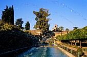 Córdoba Andalusia Spain: Alcazar of the Christian kings Gardens