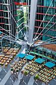 Sony Center Berlin Germany