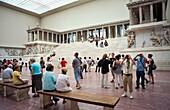 Museum Island Pergamonmuseum Altar of Pérgamo Berlin Germany
