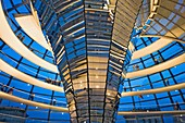 Reichstag Cupola Norman Foster Berlin Germany