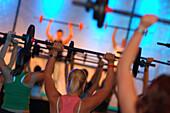 Body Pump gym class, General, Leisure & Activities