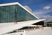 Opera House, Oslo, Norway