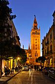 La Giralda, Seville, Andalusia, Spain
