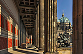 Old Museum, Berlin Cathedral in background, Berlin, Germany