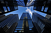Lever Highrise, Skylines, Manhattan, New York City, New York, USA, North America, America