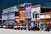 Main Street, Silverton, Colorado, USA, North America, America