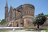 Angelican cathedral, Stonetown, Zanzibar City, Zanzibar, Tanzania, Africa