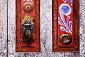 Rustic Door, San Miguel de Allende, Guanajuato, Mexico