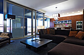Luxury Living Room, Dallas, Texas, USA
