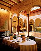 Restaurant and Delicatessen Montal, Saragossa, Aragon, Spain