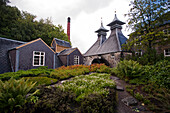 Strathisla Distillery in Keith, the oldest continuously operating distillery in Scotland, Aberdeenshire, Scotland