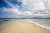 Beach near Isla Tigre, San Blas Islands, Kuna Yala, Panama